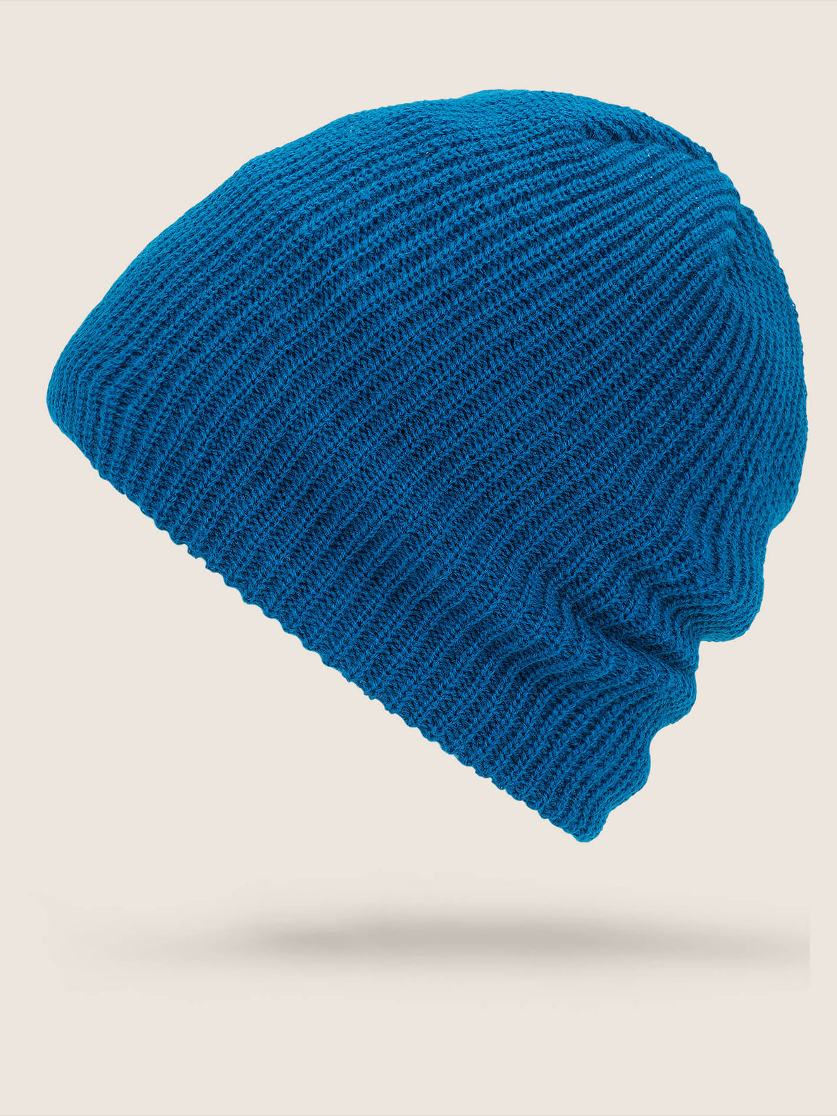 Vs Beanie In Blue, Back View