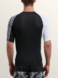 Lido Block Short Sleeve Rashguard