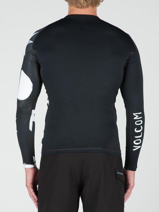 Polka Long Sleeve Rashguard