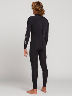 Deadly Stone 3.2Mm Wetsuit In Black, Alternate View