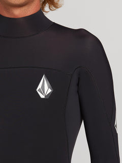 Deadly Stone 3.2Mm Wetsuit In Black, Third Alternate View