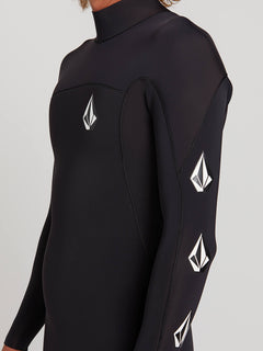 Deadly Stone 3.2Mm Wetsuit In Black, Fourth Alternate View