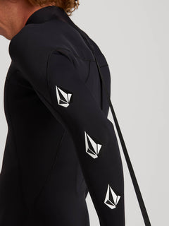 Deadly Stone 3.2Mm Wetsuit In Black, Fifth Alternate View