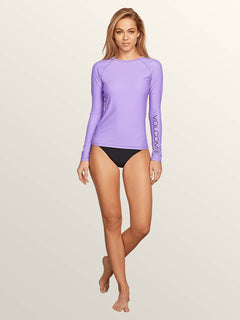 Simply Solid Long Sleeve Rashguard