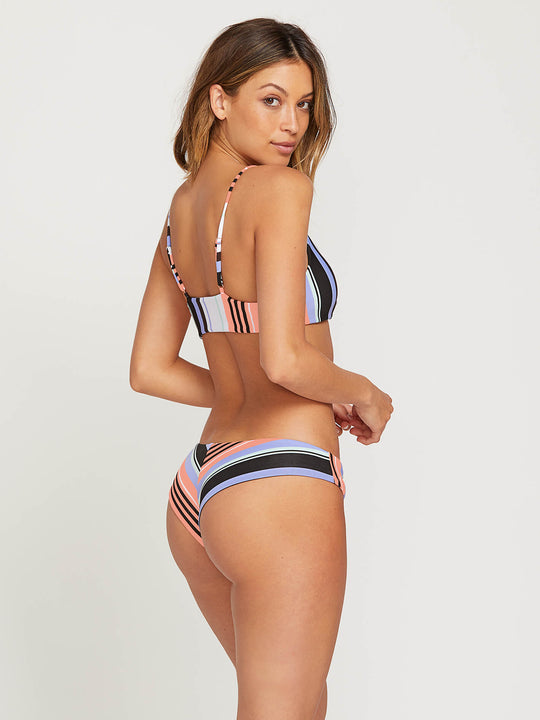 Stripe Tease Cheekini Bottoms In Multi, Alternate View