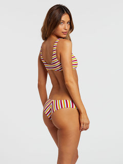 Stripe While Haute Cheekini - Multi (O21320R1_MLT) [B]