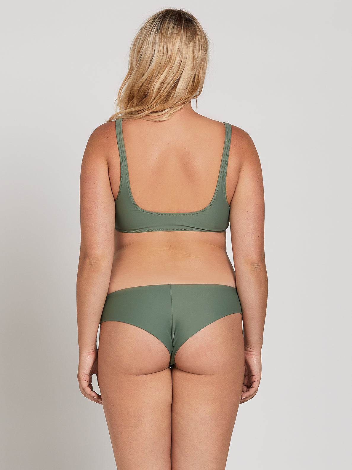 Simply Solid Cheeky Bottoms - Dark Green (O2141900_DKG) [23]