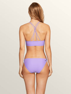 Simply Solid Full Bottoms - Iris Purple