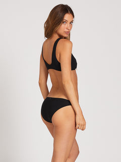 Simply Mesh Hipster Bottom - Black (O2212002_BLK) [F]