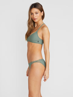 Simply Solid Full Bottoms - Dark Green (O2241905_DKG) [1]