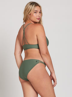 Simply Solid Full Bottoms - Dark Green (O2241905_DKG) [22]