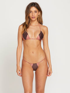 That's Metal Skimpy Bottoms In Mauve, Front View