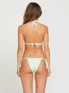 Smock That Skimpy Bottoms In Spearmint, Back View