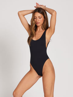 Simply Seamless One-Piece - Black (O3022000_BLK) [1]