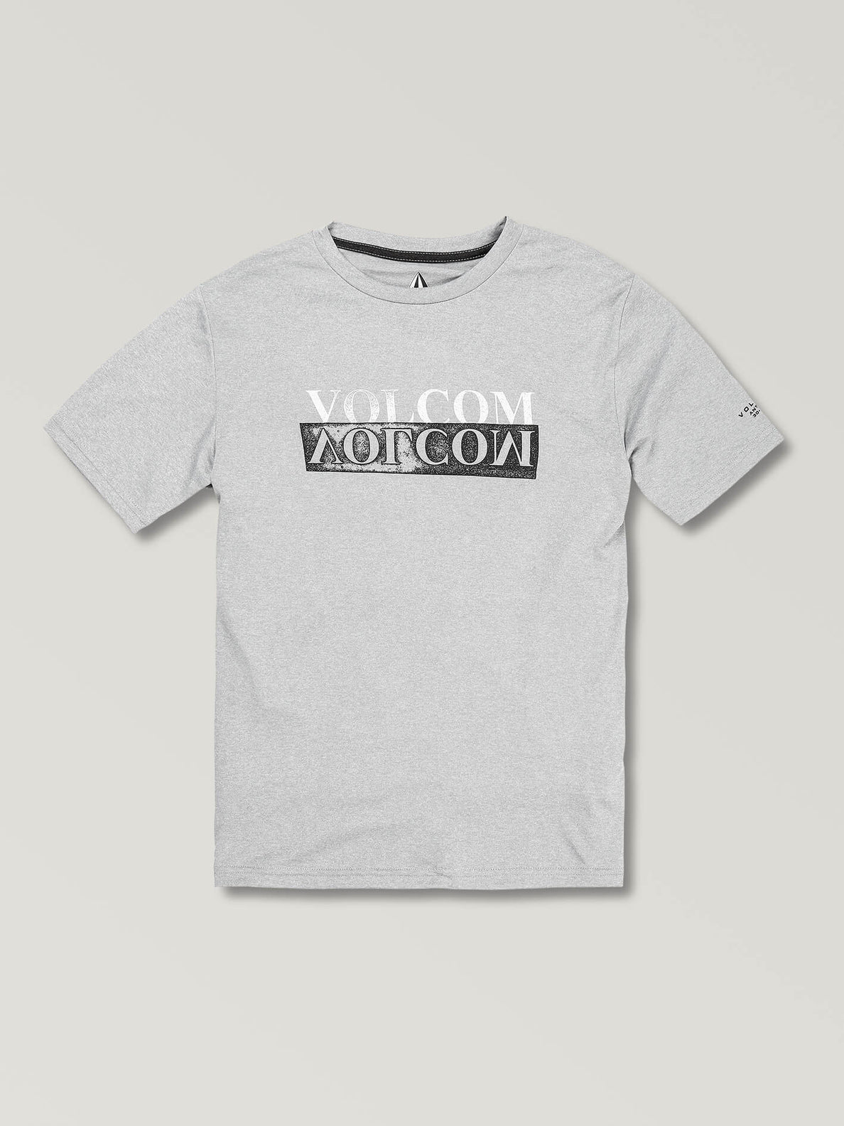 Volcom Boys Solid Short Sleeve Rashguard