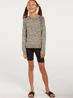 Big Girls Over N Out Sweater - Leopard (R0732000_LEO) [06]