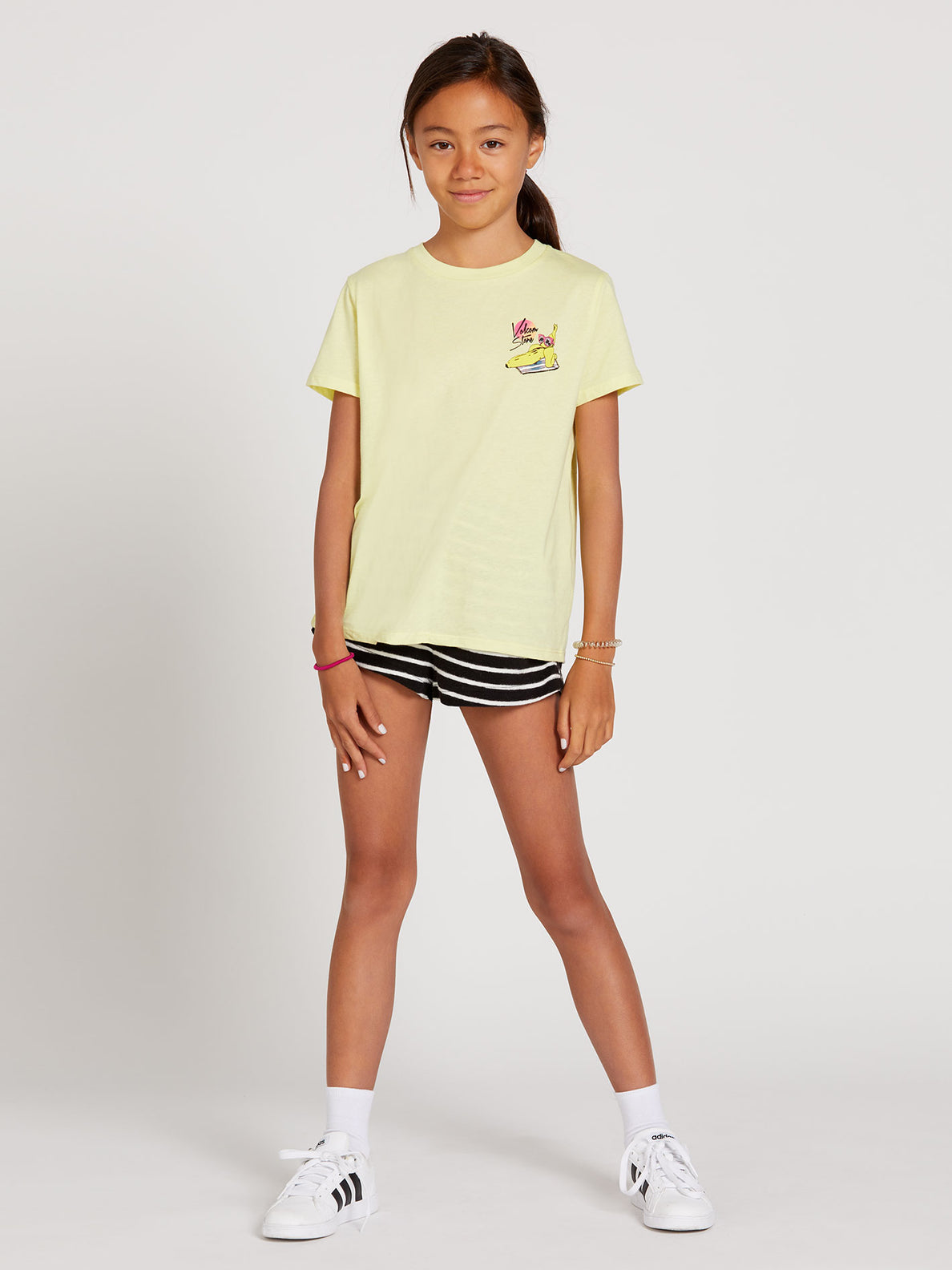 Last Party Tee - Tropic Yellow (R3522000_TPC) [F]