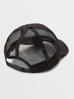 Big Girls Hey Slims Hat - Black (S5532000_BLK) [B]