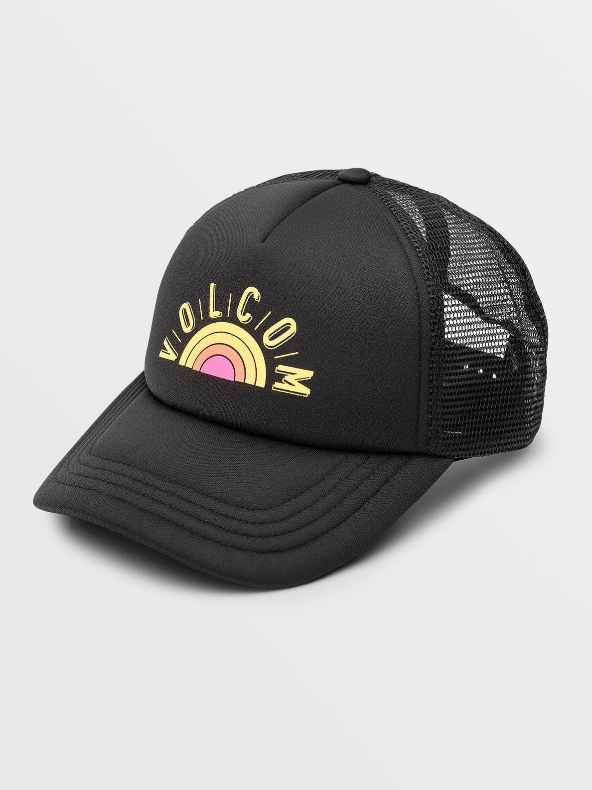 Big Girls Hey Slims Hat - Black (S5532000_BLK) [F]