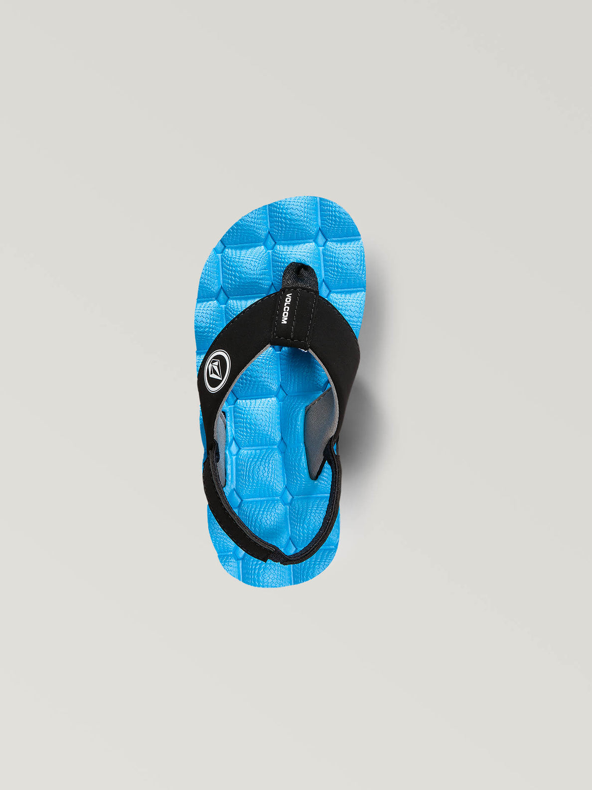 Little Boys Recliner Sandal - Marina Blue (U0811520_MRB) [2]