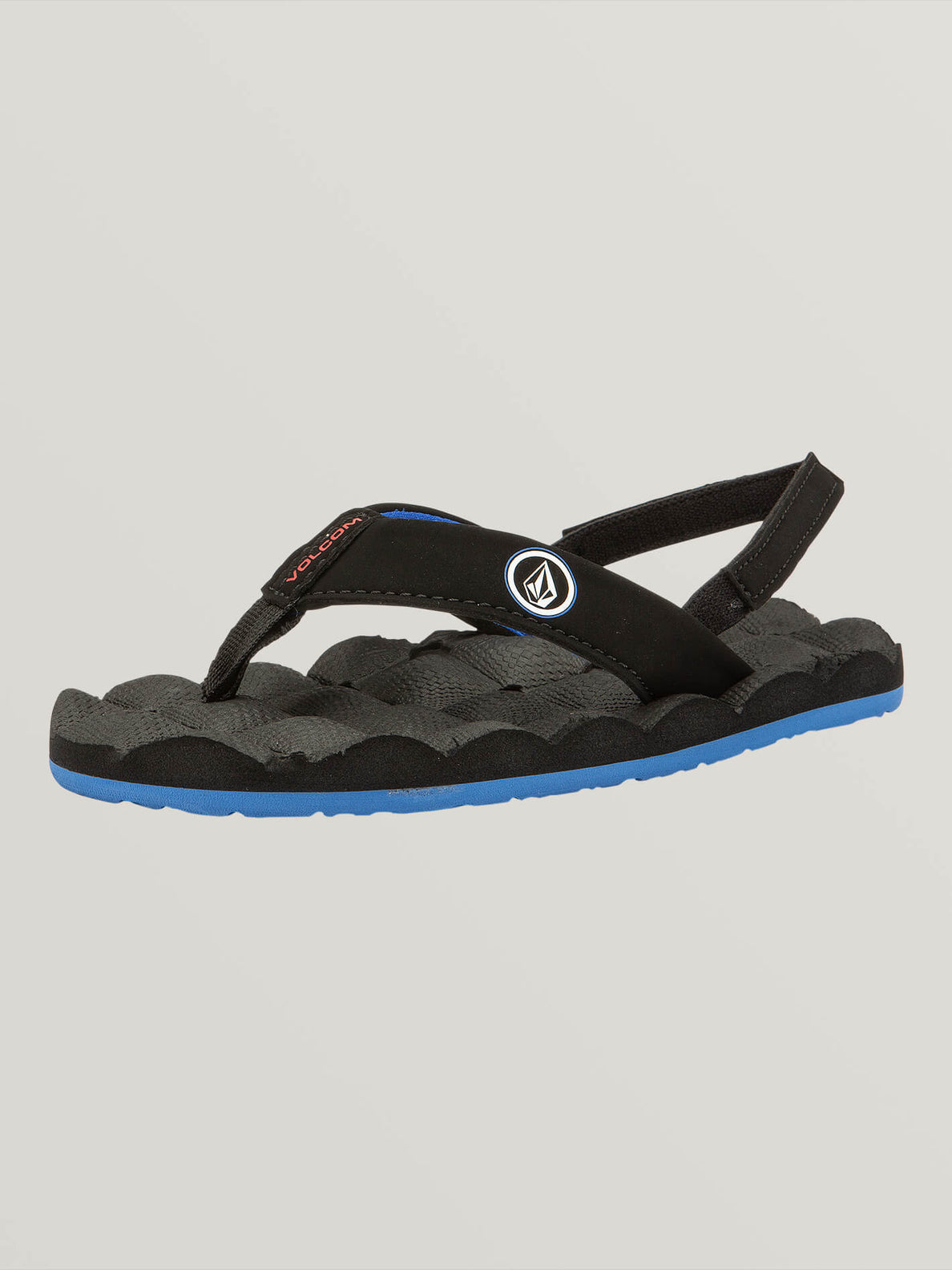 Little Boys Recliner Sandal - Star White (U0811520_SWH) [B]