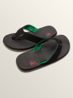 Victor Sandals In Jah, Front View