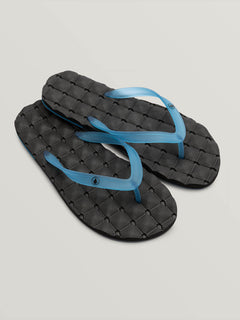 Recliner Rubber 2 Sandal - Royal (V0811882_ROY) [F]