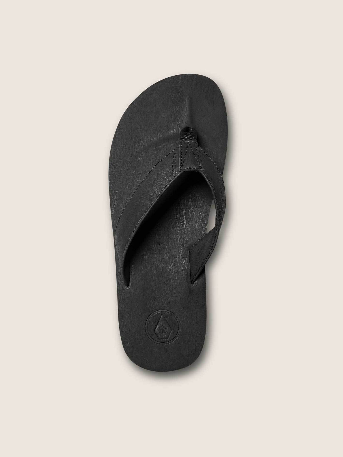 Fathom Sandals In Black, Alternate View