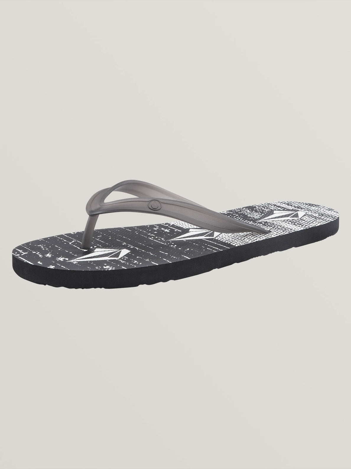 Rocker 2 Sandals - Black White