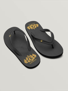 Rocker 2 Sandals - Golden Mustard (V0811887_GLM) [F]