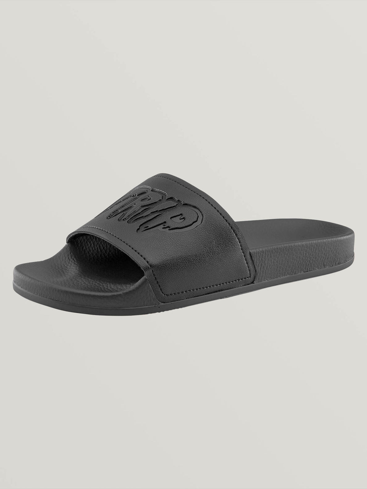 Don't Trip Slides In Blackout, Back View