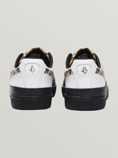 Puma Clyde Rt X Volcom In White, Second Alternate View