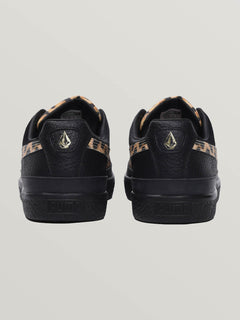 Puma Clyde Rt X Volcom In Black, Second Alternate View