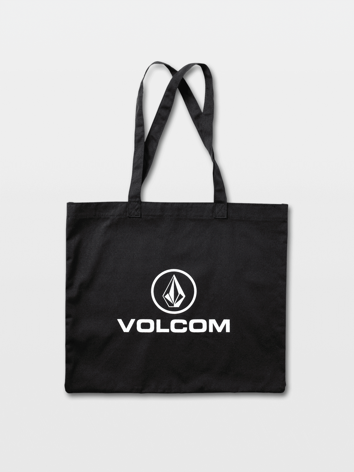 Volcom Reusable Tote - Black
