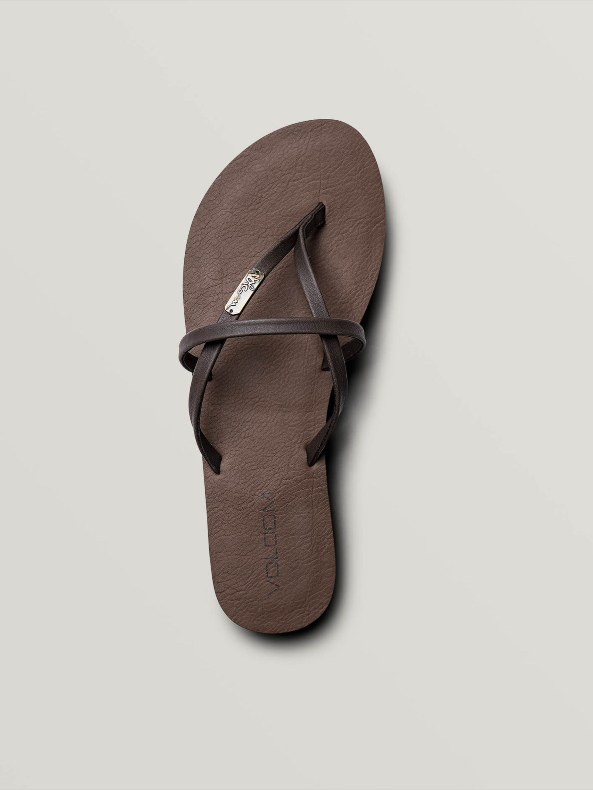 All Night Long Sandals In Brown, Alternate View