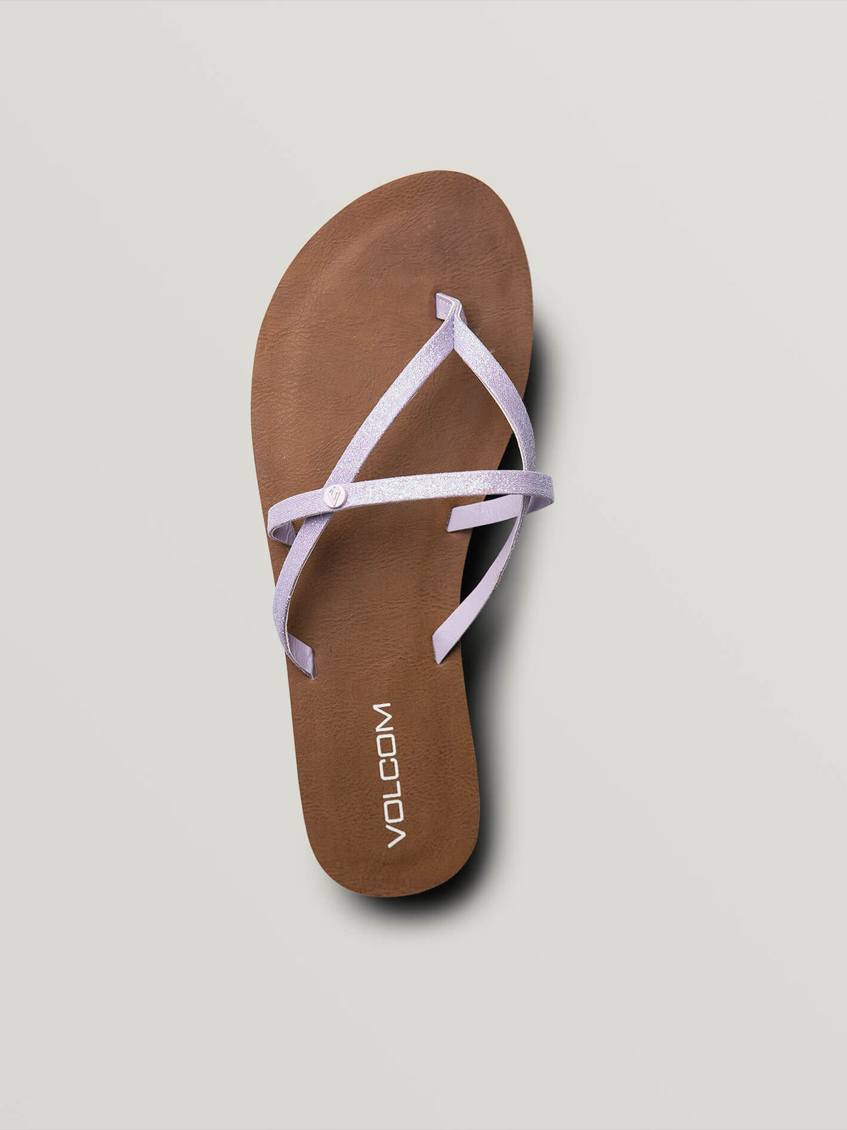 All Night Long Sandals In Light Purple, Alternate View