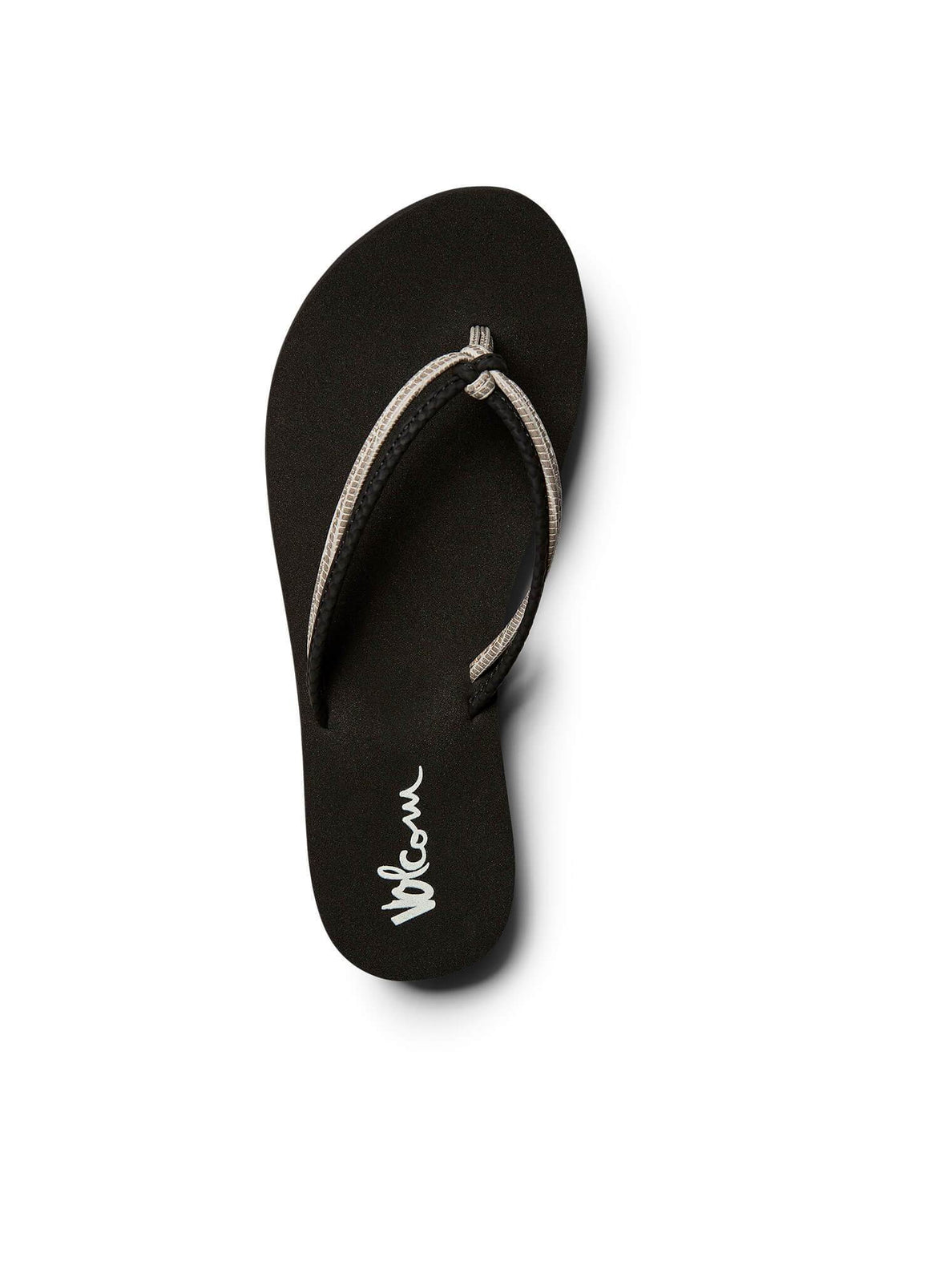 Forever And Ever Sandals In Black Combo, Alternate View