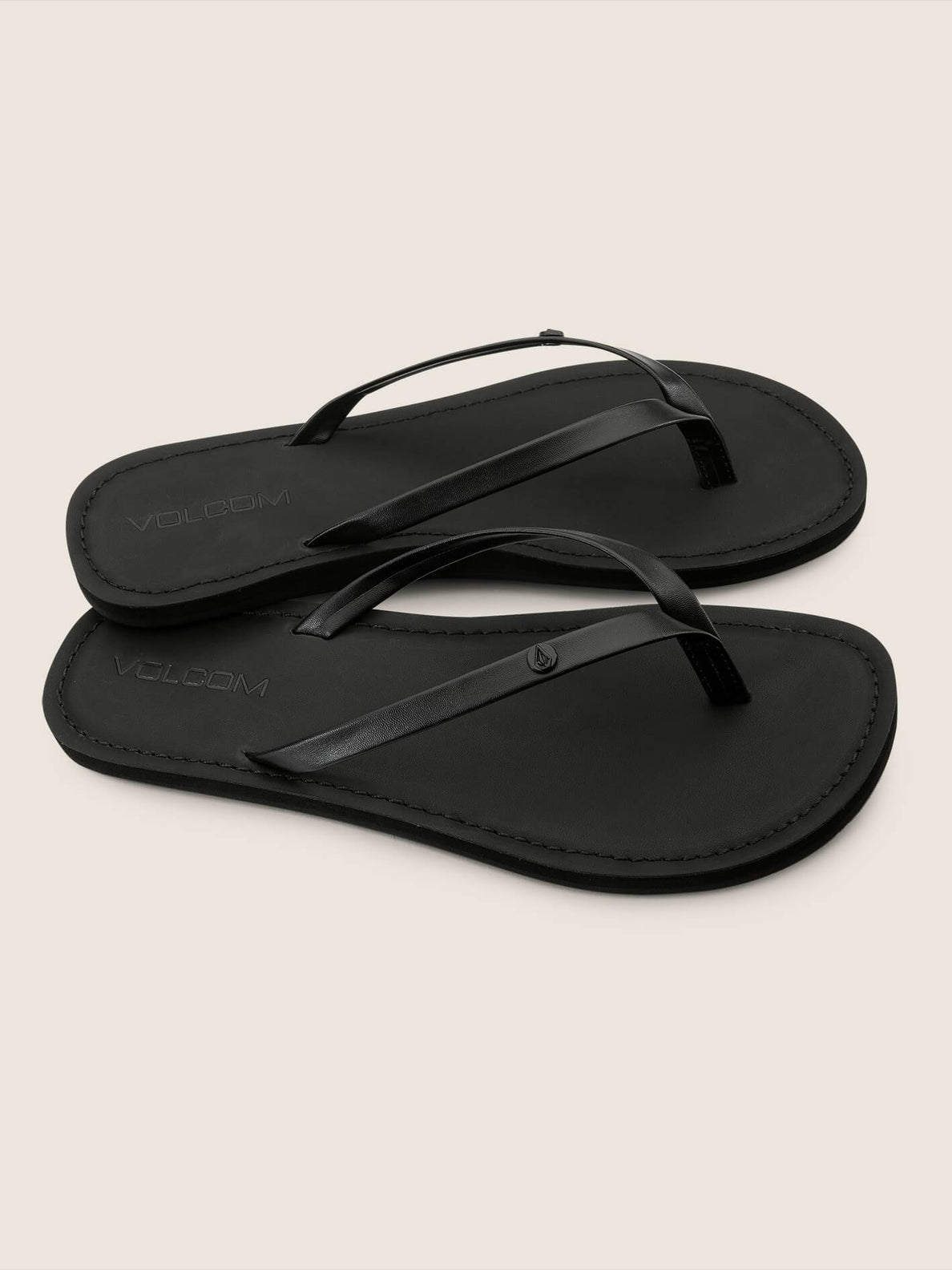Lagos Sandals In Black Combo, Front View