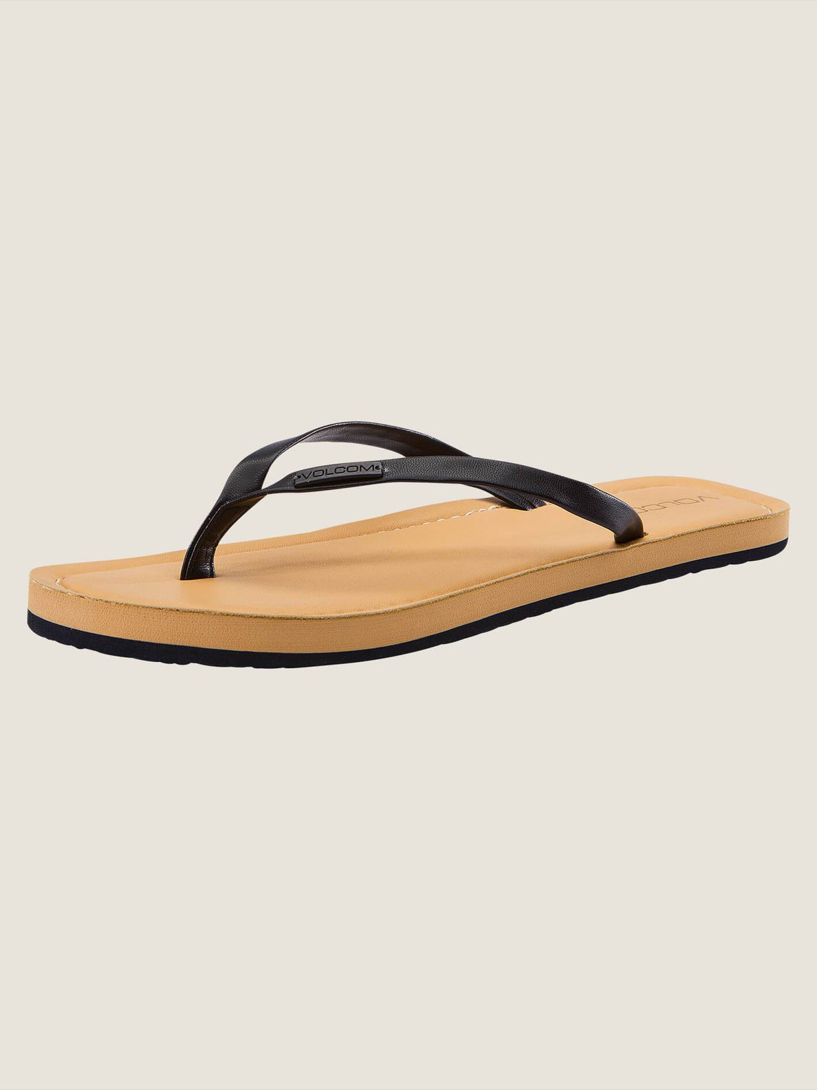 Lagos Sandals In Black, Back View