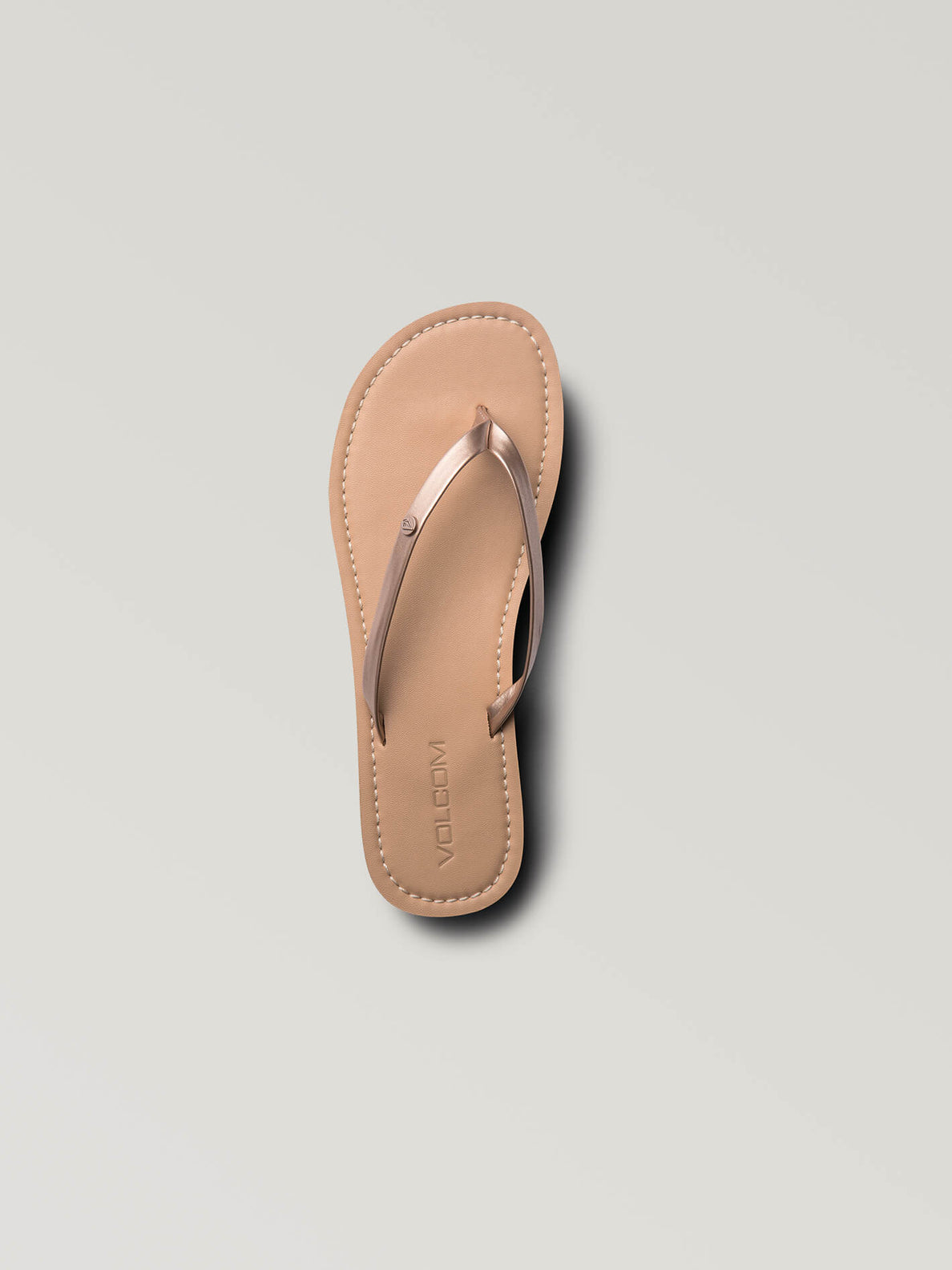 Lagos Sandals In Rose Gold, Alternate View