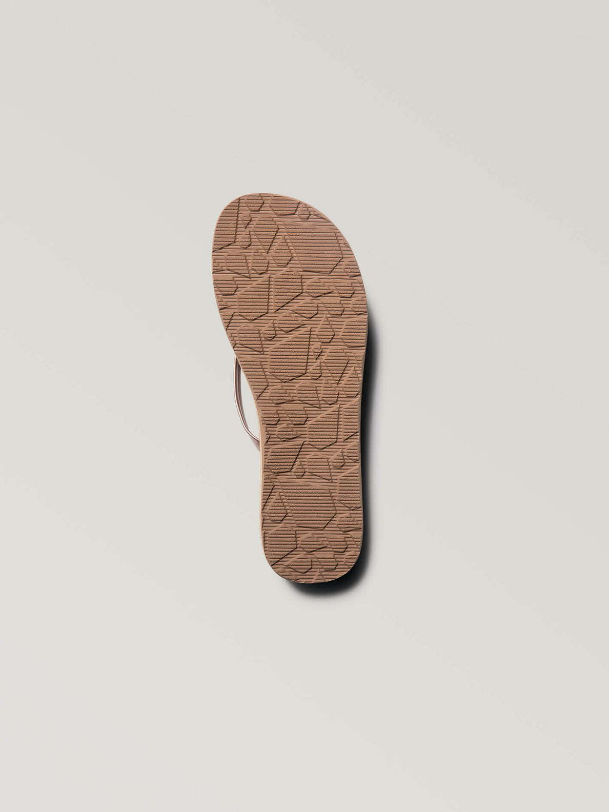 Lagos Sandals In Rose Gold, Second Alternate View