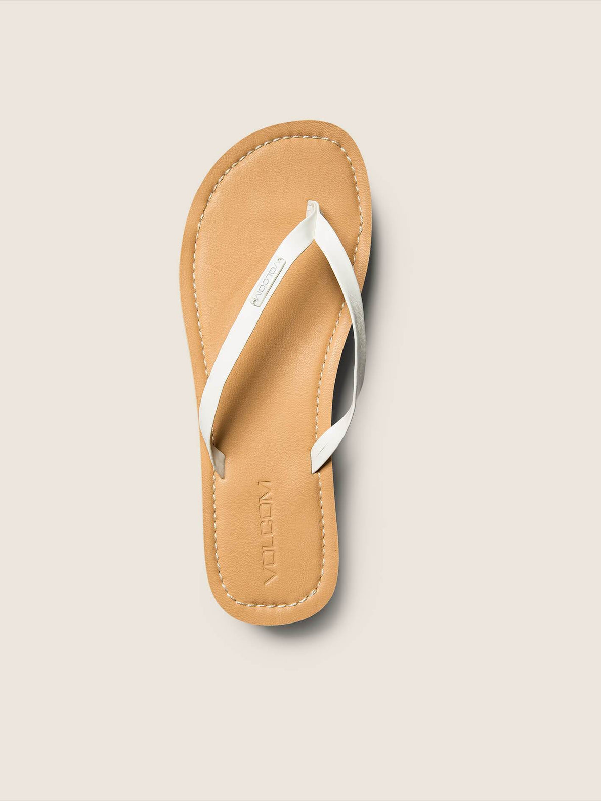 Lagos Sandals In White, Alternate View