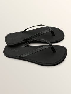 Tavira Sandals In Black Combo, Front View