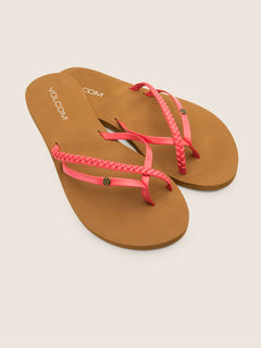 Thrills Sandals In Pistol Punch, Front View