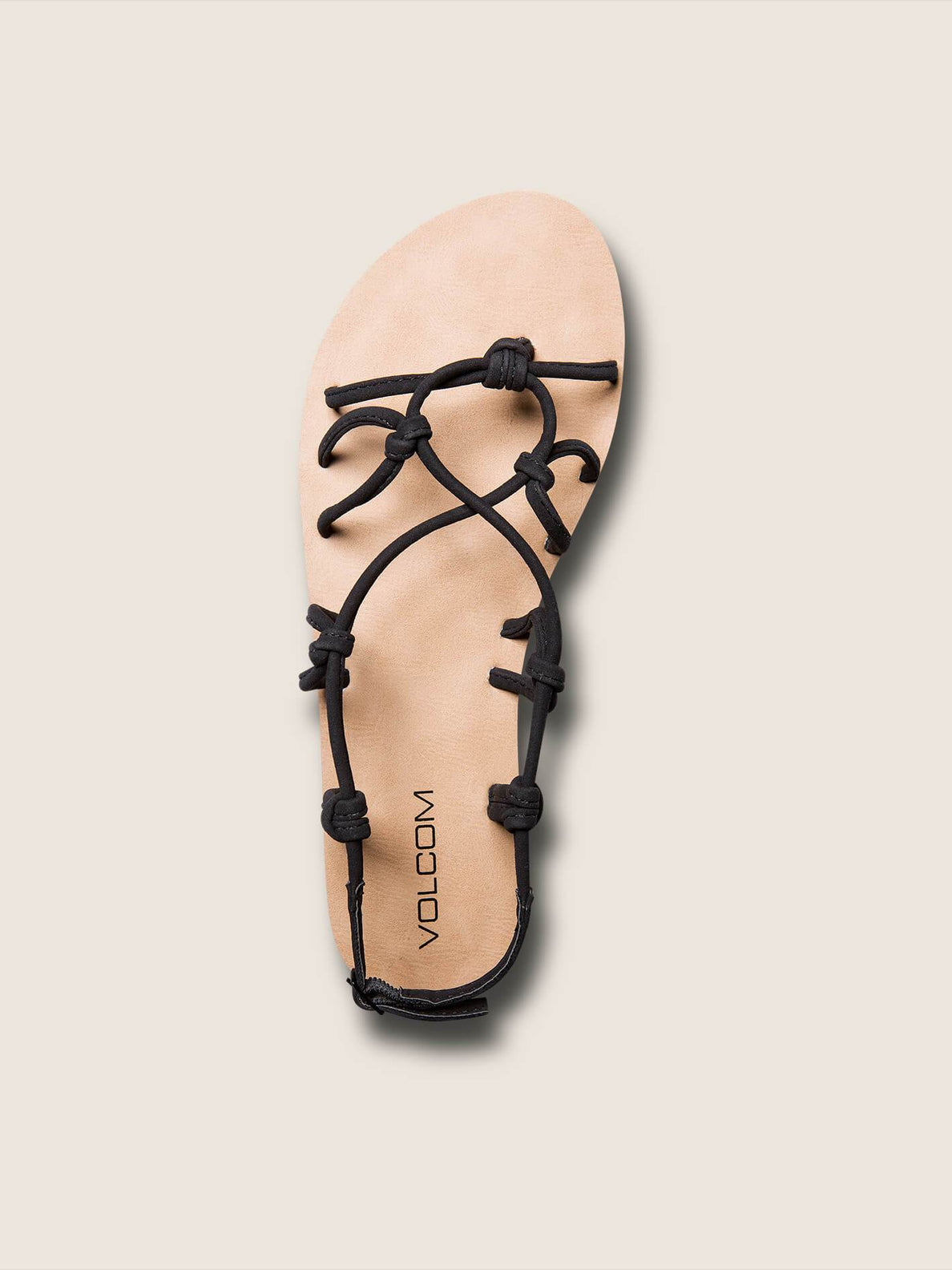 Whateversclever Sandals In Black, Alternate View