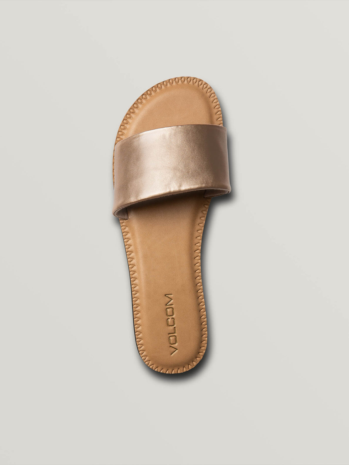 Simple Slide Sandal - Rose Gold (W0811816_RGD) [1]