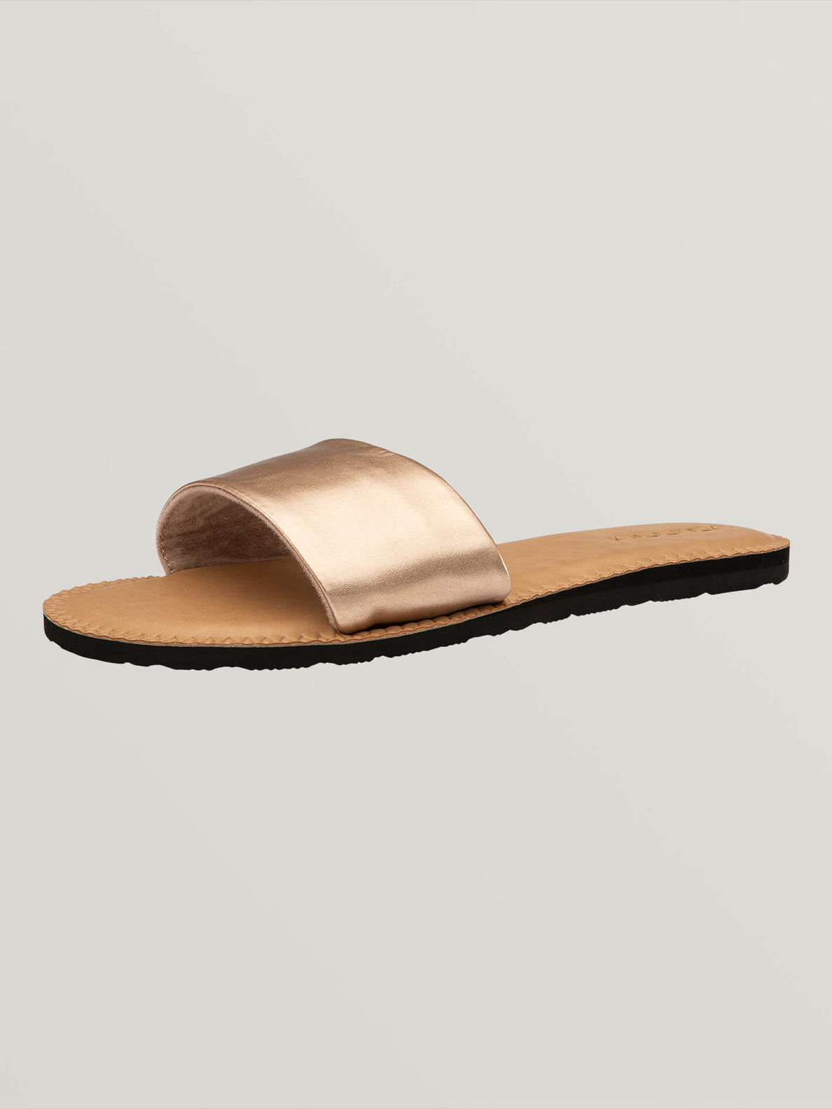 Simple Slide Sandal - Rose Gold (W0811816_RGD) [B]