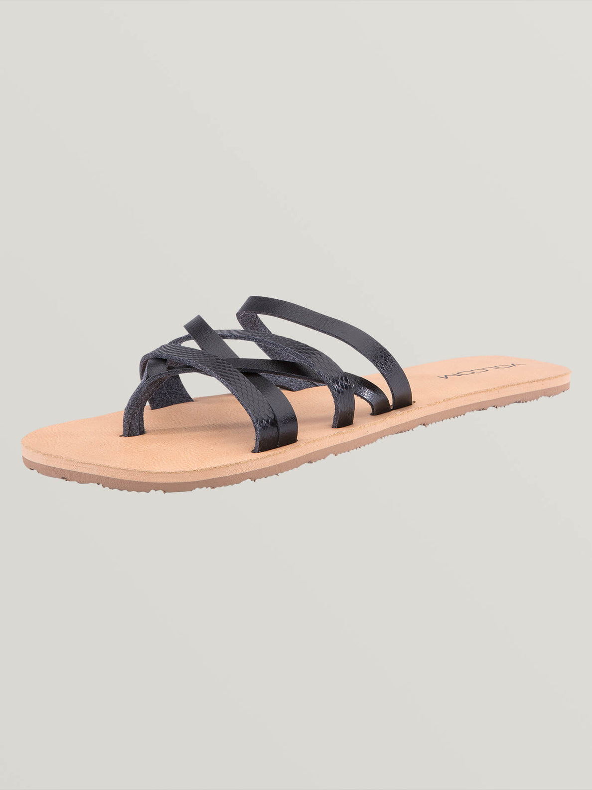 Legacy Sandals In Black Combo, Back View