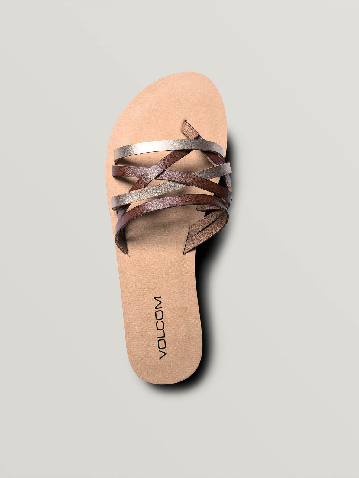 Legacy Sandals In Copper, Alternate View