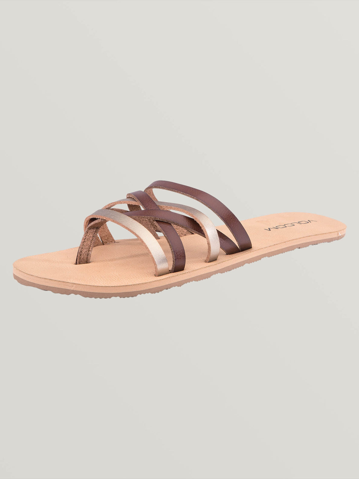 Legacy Sandals In Copper, Back View